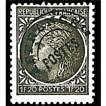 n° 91 -  Timbre France Préoblitérés