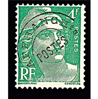 nr. 98 -  Stamp France Precancels