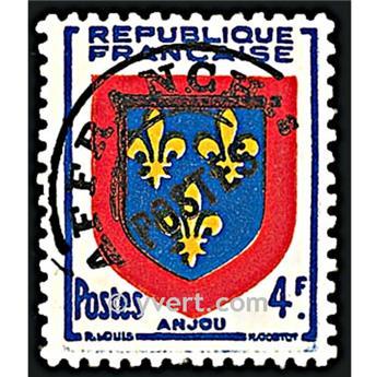 n° 105 -  Timbre France Préoblitérés