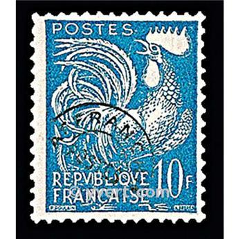 n° 110 - Timbre France Préoblitérés