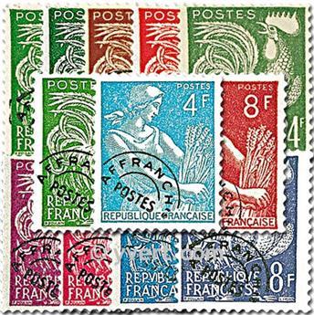 n° 106/118 - Timbre France Préoblitérés