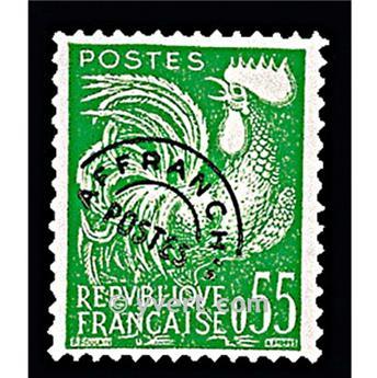 n° 122 -  Timbre France Préoblitérés