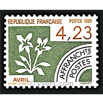n° 189 -  Selo França Pré-obliterados