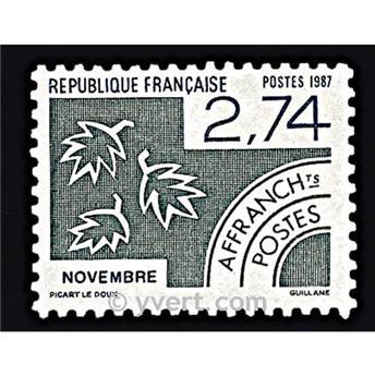 n° 196 -  Selo França Pré-obliterados