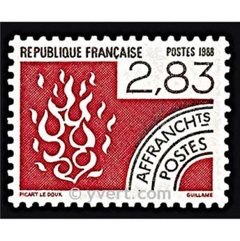 n° 200 -  Selo França Pré-obliterados