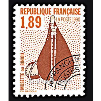 n° 207 -  Selo França Pré-obliterados