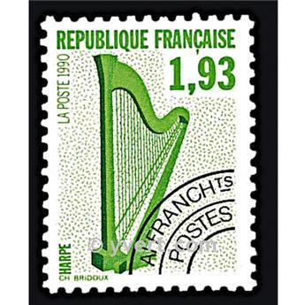 n° 210 -  Selo França Pré-obliterados