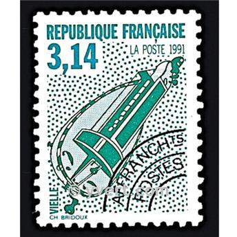 n° 219 -  Selo França Pré-obliterados