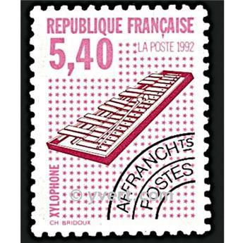 n° 227 -  Selo França Pré-obliterados