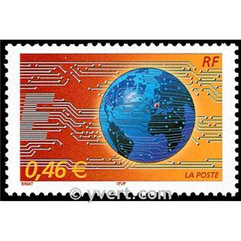 n.o 3532A -  Sello Francia Personalizados