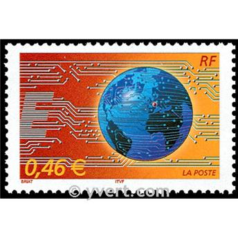 nr. 3532A -  Stamp France Personalized Stamp