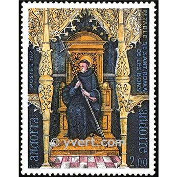 nr. 264 -  Stamp Andorra Mail