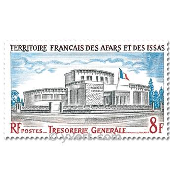 nr. 395/396 -  Stamp Afars and Issas Mail