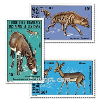 nr. 416/418 -  Stamp Afars and Issas Mail