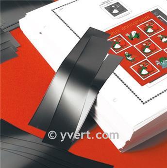 Strips single welding - 30mm (black background)