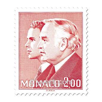 n° 1374/1375 -  Timbre Monaco Poste