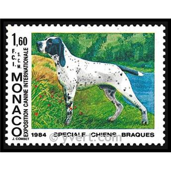 nr. 1425 -  Stamp Monaco Mail