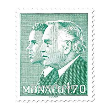 n° 1430/1432 -  Timbre Monaco Poste