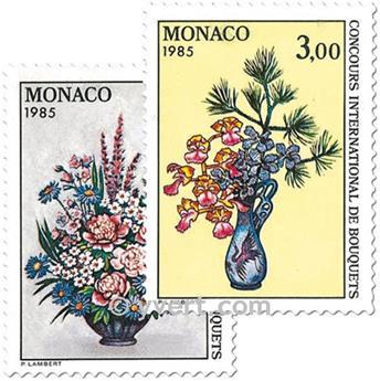 n° 1448/1449 -  Timbre Monaco Poste