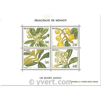 n° 31 -  Timbre Monaco Bloc et feuillets