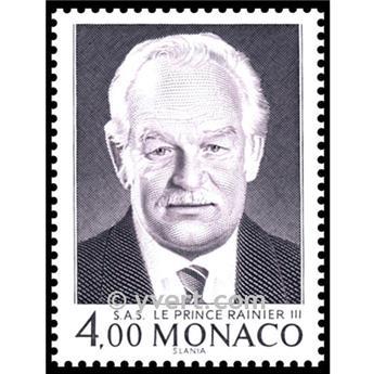 n.o 39 -  Sello Mónaco Bloque y hojitas