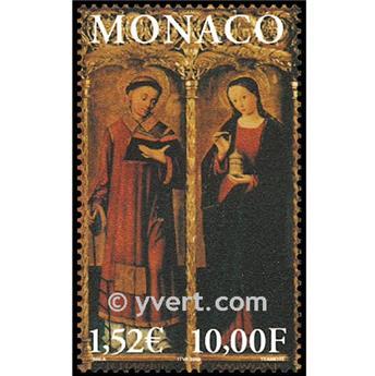 n.o 84 -  Sello Mónaco Bloque y hojitas