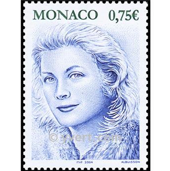 n° 89 -  Timbre Monaco Bloc et feuillets