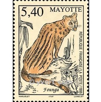 n° 76 -  Selo Maiote Correios