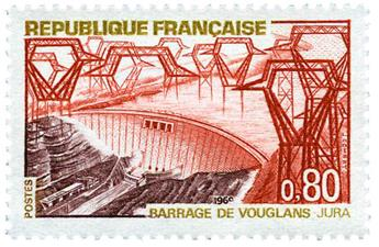 n° 1583** - Timbre France Poste