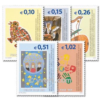 nr. 11/15 -  Stamp Kosovo - UN interim administration Mail