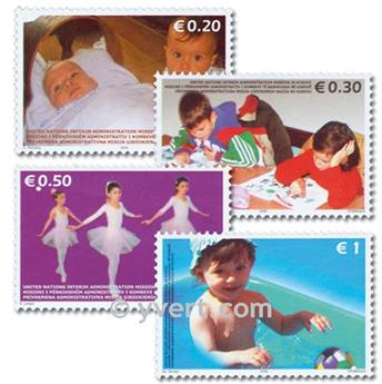 nr. 50/53 -  Stamp Kosovo - UN interim administration Mail