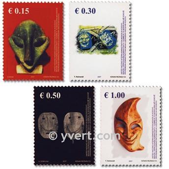 nr. 79/82 -  Stamp Kosovo - UN interim administration Mail