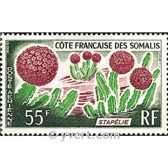nr. 47 -  Stamp French Somaliland Air Mail