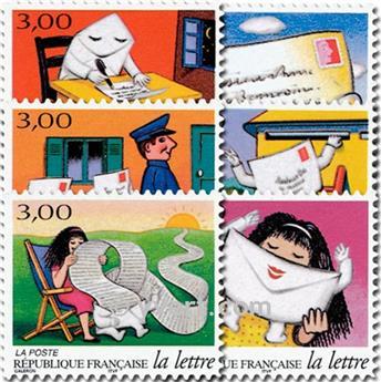 n° 9/14 -  Selo França Autoadesivos