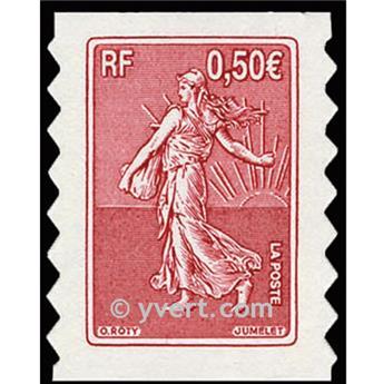 n° 36 -  Selo França Autoadesivos