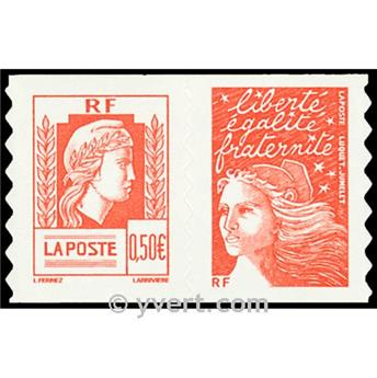 nr. P43 -  Stamp France Self-adhesive