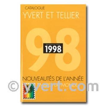 Catálogo Mundial de Novedades 1998