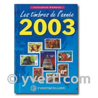 Catálogo Mundial de Novedades 2003