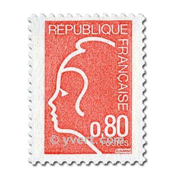 n° 1862A -  Selo França Correios