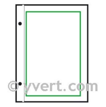 Feuilles à personnaliser FO : pages vierges (x50)