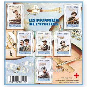 n.o 4505 / 4509 -  Sello Francia Correos