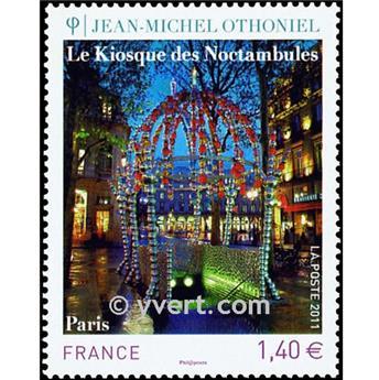 n° 4533 -  Selo França Correios