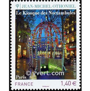 n° 525 -  Timbre France Autoadhésifs