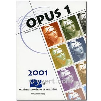 OPUS 1 - A.E.P - A.D.P. 2001