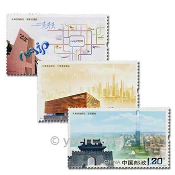 nr. 4880/4882 -  Stamp China Mail
