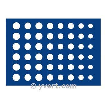 TIROIR : 48 CASES  (SPECIAL EURO SOUS CAPSULES) - SAFE