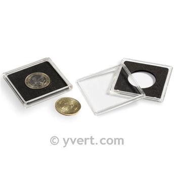 CAPSULES QUADRUM® : 25 mm - POUR 50 CENT