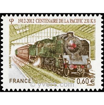 n° 711 -  Timbre France Autoadhésifs