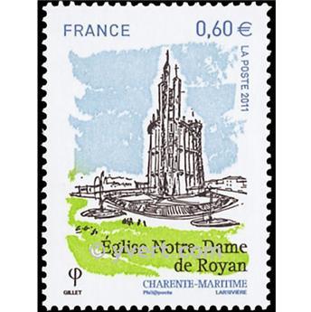 n.o 4613 -  Sello Francia Correos