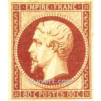nr 17B obl. - Napoléon III